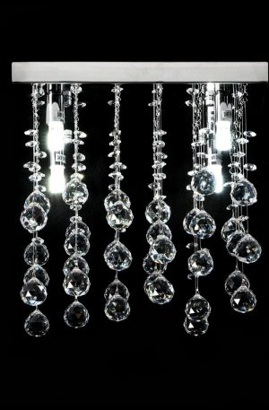 Starlight C30 Crystal Led Chandelier