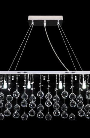 Starlight P80 Crystal Led Chandelier
