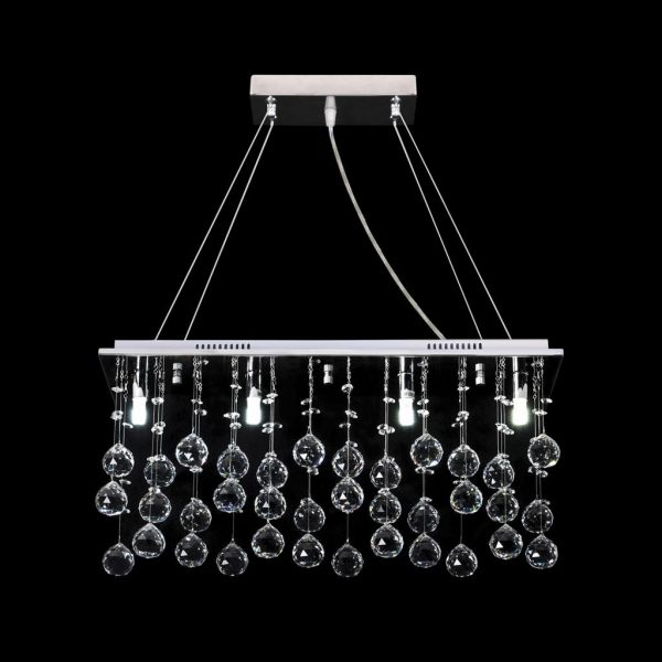 Starlight P80 Crystal Led Chandelier