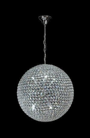 Venus 40 Crystal Led Chandelier