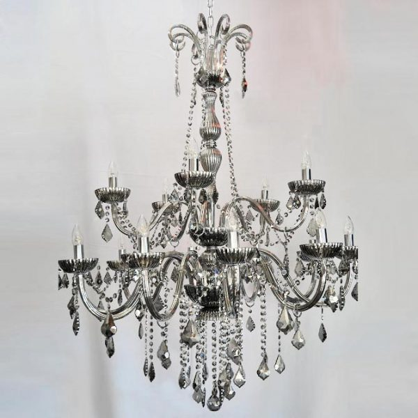 Avenue 12 Light Chandelier