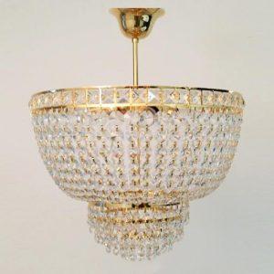 Setat 6 Light Crystal Ctc