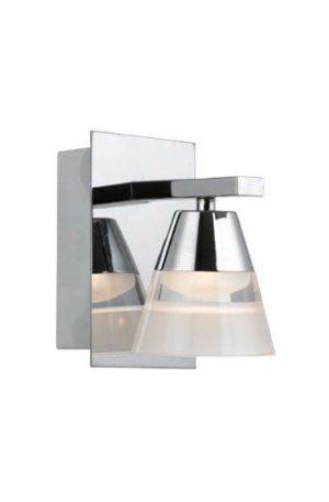 Heston Single Light Wall Lamp