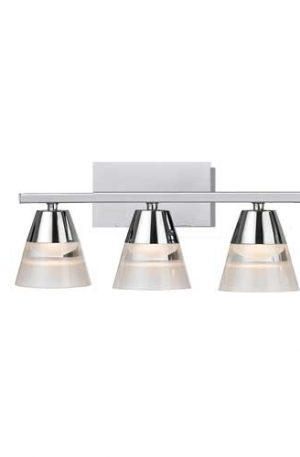 Heston Three Lights Vanity