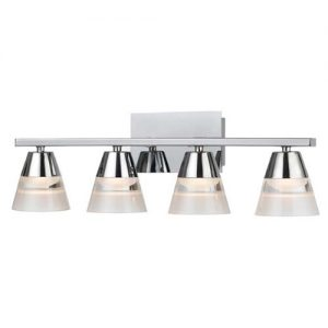 Heston Four Lights Vanity