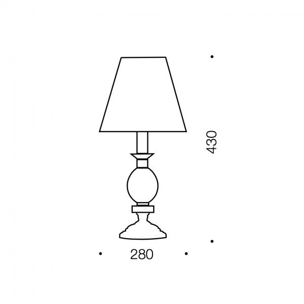 Lisa Table Lamp