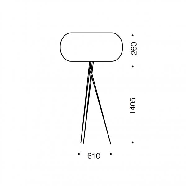 Misha Floor Lamp