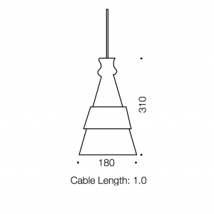 Napa Pendant Light