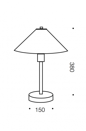 Ohio Table Lamp