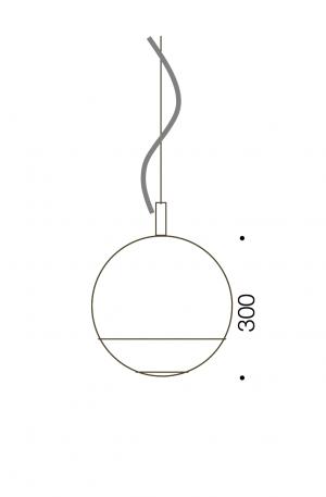 Otis Large Pendant