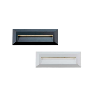 Prima Exterior Rectangle Wall Light