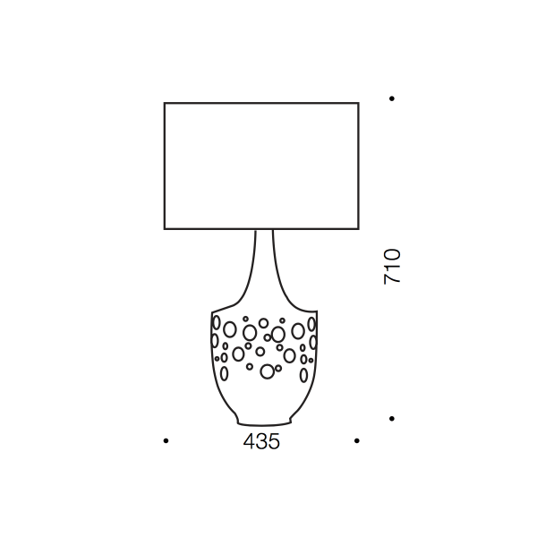 Simeone Table Lamp