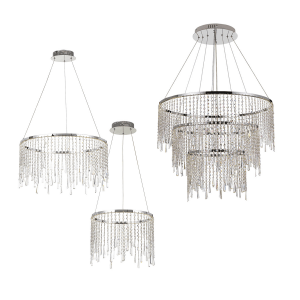 Tiara Small Led Chandelier