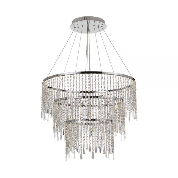 Tiara Large Led Chandelier