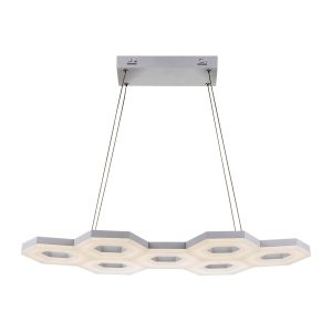 Tigra Led 7lt Medium Pendant