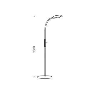 Tyler Led Floor Lamp