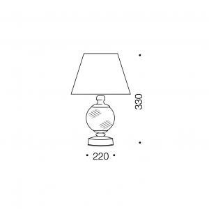 Vivian Table Lamp