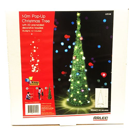 1 Metre Pop-up Christmas Tree