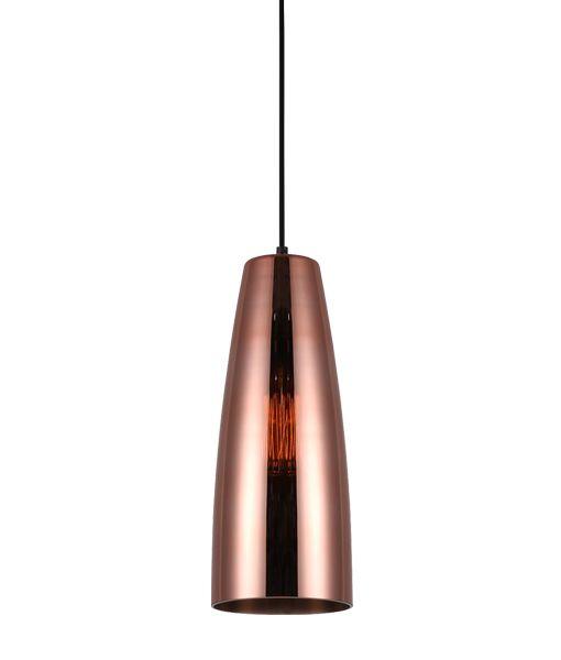 Cylinder Batten Lights In Room