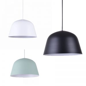 Pastel Angled Pendant Light