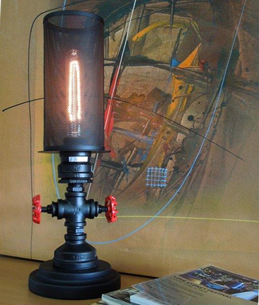 Veneto Single Table Lamp