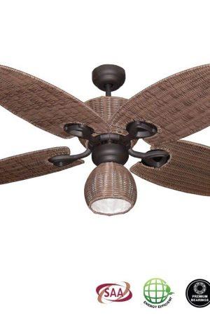 Hamilton Ceiling Fan With Light