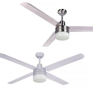 Trisera 1200 Ceiling Fan With Light