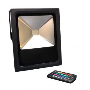 30w Led Exterior Rgb Flood Light