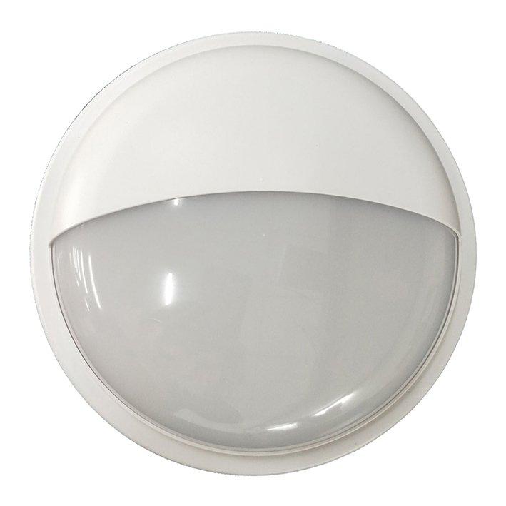 Exterior 20w Led Eyelid Bulkhead Lights White Brighten