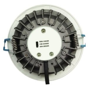 Gal 13w Multi Colour Round Led Downlights