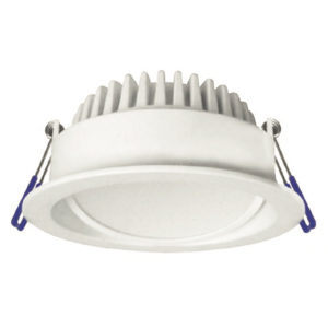 Gal 10w Multi Colour Round Led Downlights