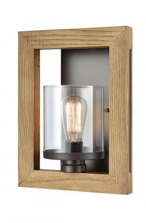 Meti 1lt Wall Lamp