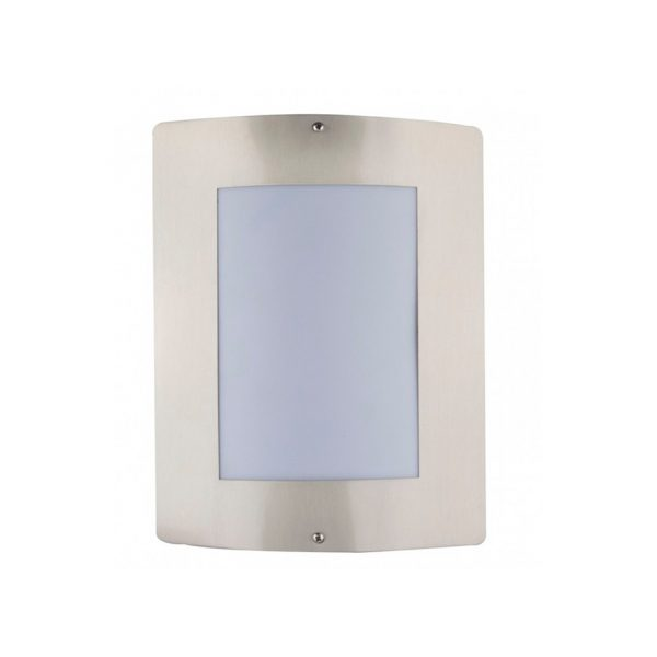 Cronulla 6w Exterior Stainless Steel Wall Light
