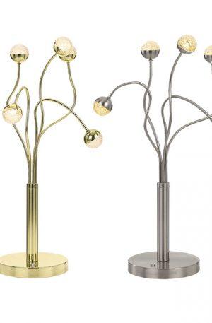 Mindel 5Lt LED Elegant Designed Table Lamp - ALL