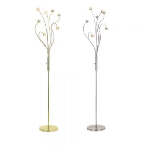 Mindel 7Lt LED Elegant Designed Floor Lamp - ALL
