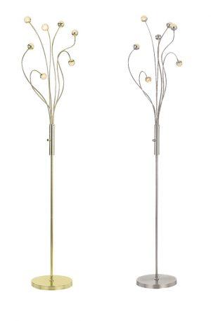 Mindel 7Lt LED Elegant Designed Floor Lamp - ALL