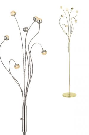 Mindel 7Lt LED Elegant Designed Floor Lamp - ALL2
